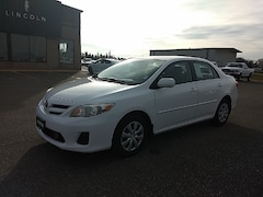 Used Vehicles for sale 2011 Toyota Corolla LE Sedan in Wahpeton, ND
