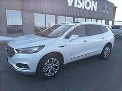 2018 Buick Enclave Avenir All-wheel Drive SUV