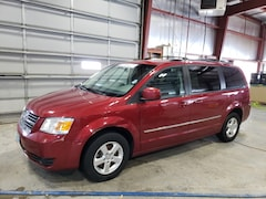Used Vehicles for sale 2010 Dodge Grand Caravan SXT Front-wheel Drive Passenger Van in Wahpeton, ND