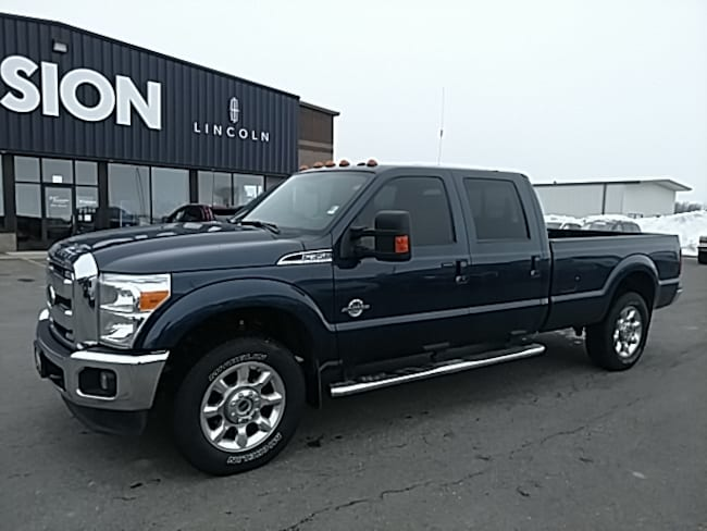 2016 Ford F-350 Lariat 4x4  Crew Cab 8 ft. box 172 in. WB SRW Truck Crew Cab