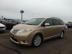2012 Toyota Sienna Limited V6 7 Passenger Front-wheel Drive Passenger Van