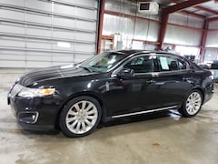 Used Vehicles for sale 2010 Lincoln MKS EcoBoost All-wheel Drive Sedan in Wahpeton, ND