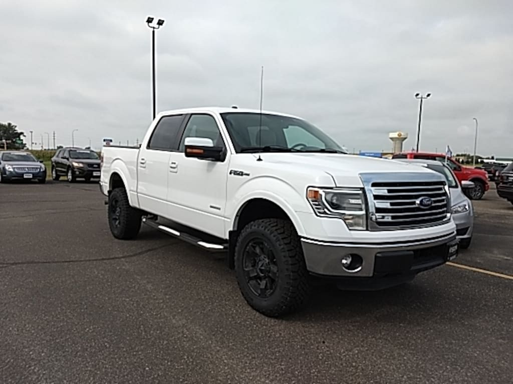 Used 2014 Ford F-150 For Sale at Vision Ford - Lincoln LLC