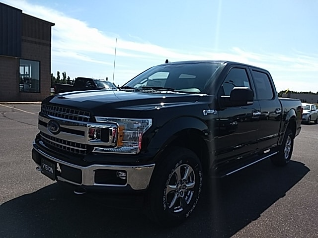 2018 Ford F-150 Lariat 4x4 SuperCrew Cab Styleside 5.5 ft. box 145 Truck SuperCrew Cab