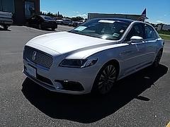 2017 Lincoln Continental Reserve All-wheel Drive Sedan