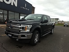 New Ford for sale  2018 Ford F-150 XLT 4x4 SuperCrew Cab Styleside 5.5 ft. box 145 in Truck SuperCrew Cab in Wahpeton, ND