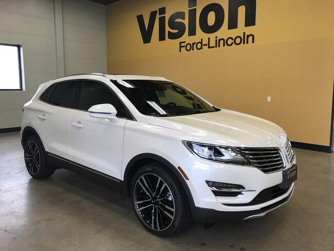 2018 Lincoln MKC Reserve All-wheel Drive