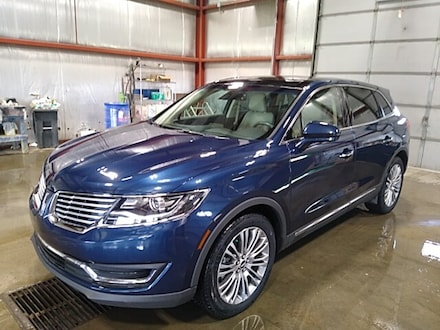 2017 Lincoln MKX Reserve All-wheel Drive SUV