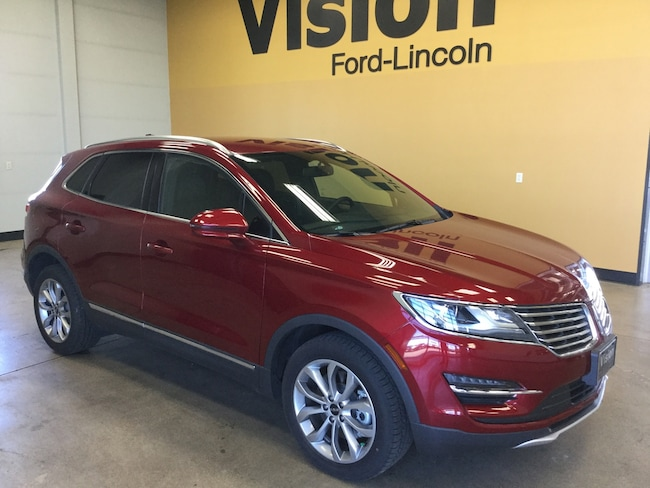 2015 Lincoln MKC All-wheel Drive SUV