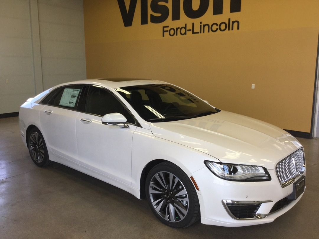 2017 Lincoln MKZ Reserve All-wheel Drive Sedan