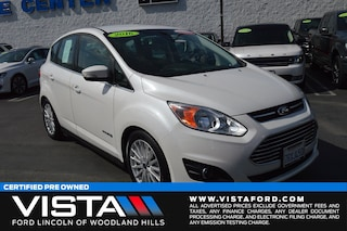 Used 2016 Ford C-Max Hybrid SEL Hatchback 56140 for sale in Woodland Hills, CA