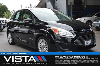 Used 2016 Ford C-Max Hybrid SE Hatchback 190641A for sale in Woodland Hills, CA