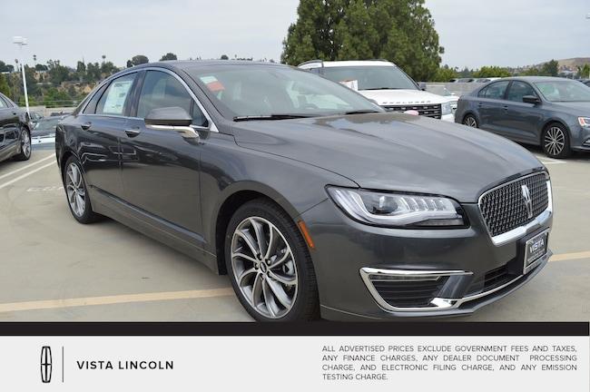 2019 Lincoln MKZ Reserve I Sedan