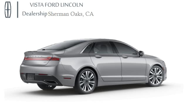 Lincoln Dealer Sherman Oaks