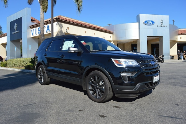Used 2018 Ford Explorer XLT SUV Oxnard