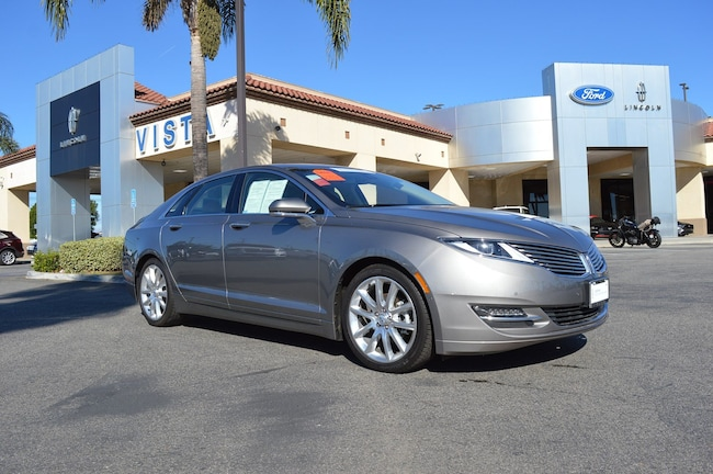 Used 2016 Lincoln Mkz C1938 For Sale Oxnard Ca Vin