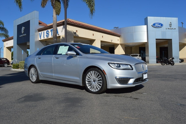 Used 2017 Lincoln Mkz C1930 For Sale Oxnard Ca Vin