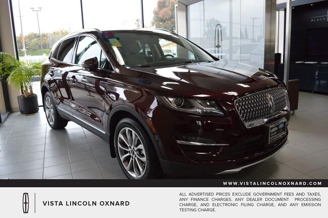 New 2019 Lincoln MKC Select SUV Oxnard