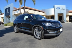 Certified Used Vehicles for sale  2016 Lincoln MKX Reserve SUV in Oxnard, CA