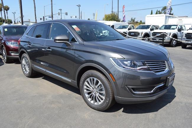 New 2018 Lincoln MKX Select SUV Oxnard