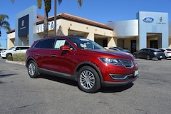 Certified Used Vehicles for sale  2016 Lincoln MKX Select SUV in Oxnard, CA