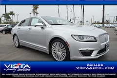 Certified Used Vehicles for sale  2017 Lincoln MKZ Reserve Sedan in Oxnard, CA