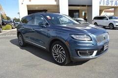 New Lincoln 2019 Lincoln Nautilus Reserve SUV in Oxnard, CA