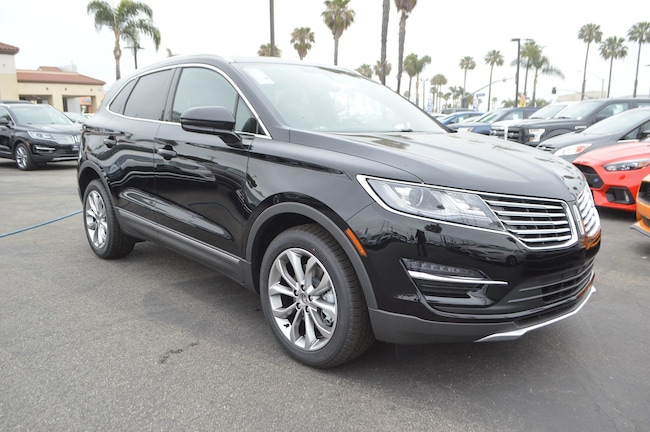 New 2018 Lincoln MKC Select SUV Oxnard