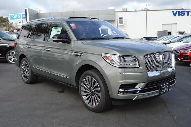 New 2019 Lincoln Navigator Reserve SUV Oxnard