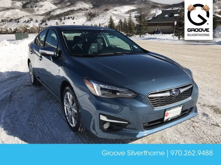 2018 Subaru Impreza 2.0i Limited 50th Anniversary Edition Sedan at Vista Subaru