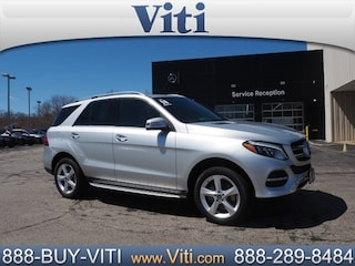 2018 Mercedes-Benz GLE GLE 350 4MATIC AWD GLE 350 4MATIC  SUV