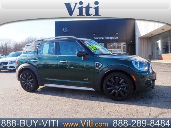 2019 MINI Countryman Cooper S ALL4 AWD Cooper S ALL4  Crossover