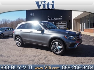 2016 Mercedes-Benz GLC GLC 300 4MATIC AWD GLC 300 4MATIC  SUV