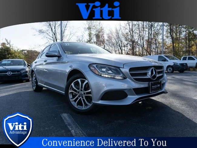 2017 Mercedes-Benz C-Class C 300 4MATIC AWD C 300 4MATIC  Sedan