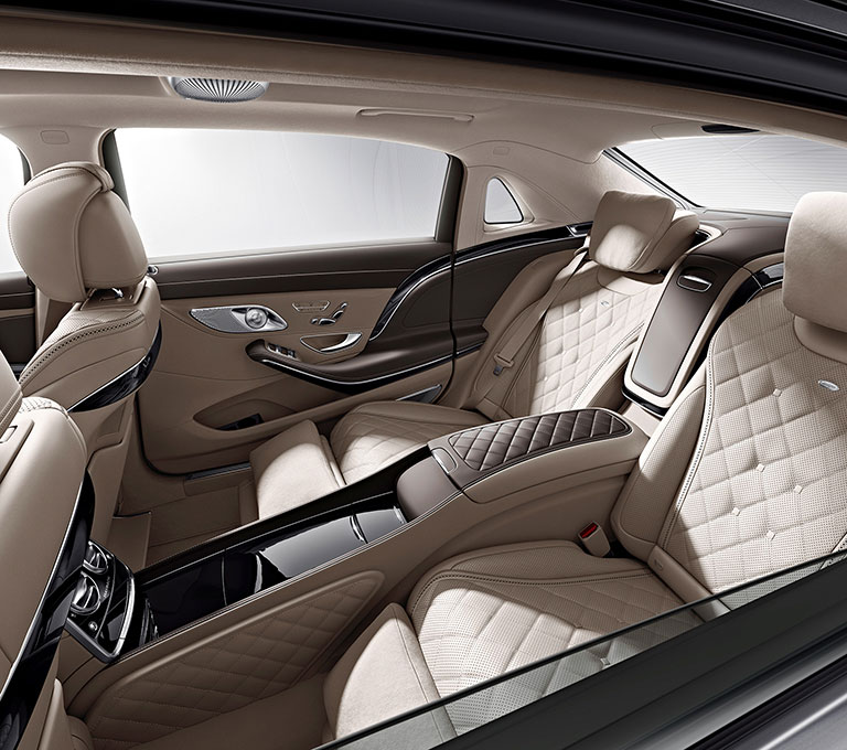 New Mercedes-Benz, Maybach Dealership In Tiverton