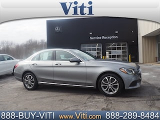 2016 Mercedes-Benz C-Class C 300 4MATIC AWD C 300 4MATIC  Sedan