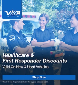 Healthcare & First Responder Discounts