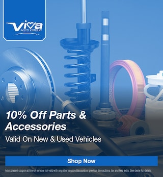 10% Off Parts & Accessories