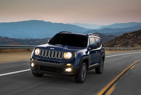 2017 Jeep Renegade available near Fort Bliss