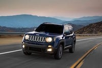 2017 Jeep Renegade available in El Paso