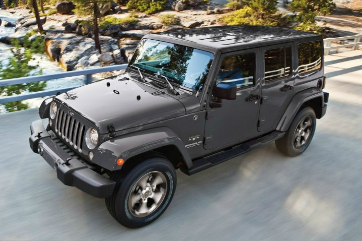 2017 Jeep Wrangler Unlimited available in El Paso