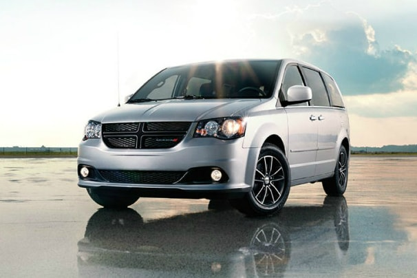 2017 Dodge Grand Caravan available in El Paso