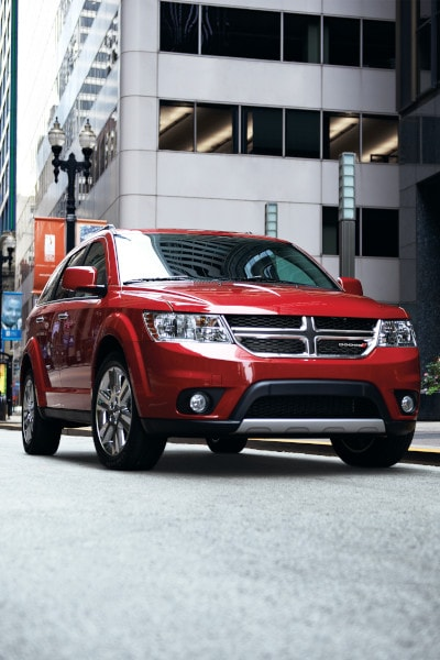 New Dodge Journey in El Paso