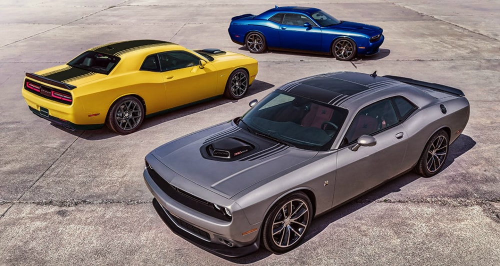 2018 Dodge Challenger near Las Cruces