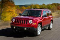 2017 Jeep Patriot available in El Paso