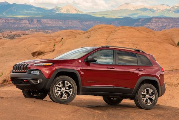 2017 Jeep Cherokee In El Paso Fort Bliss Area Jeep Dealer