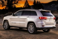 2017 Jeep Grand Cherokee near Las Cruces