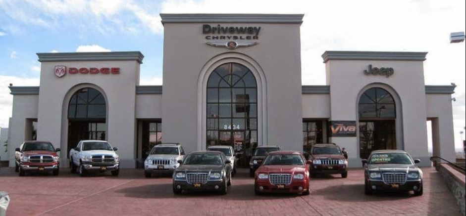 Used Cars For Sale In El Paso Viva Chrysler Dodge Jeep