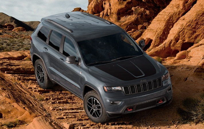The 2017 Grand Cherokee Is the Hottest Jeep in El Paso