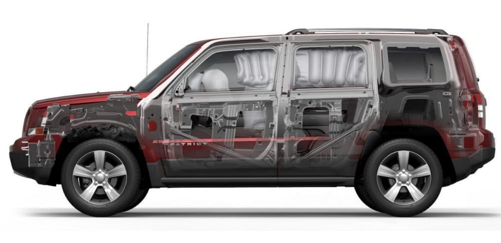 2017 Jeep Patriot Safety Features ...
